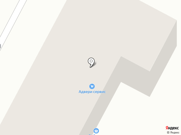 Калипсо на карте Ставрополя