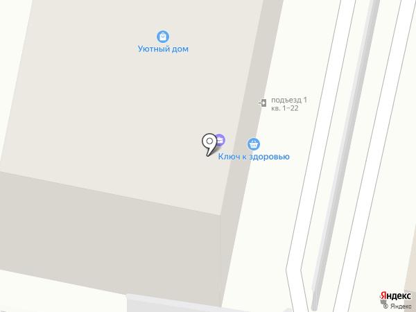 Автоэвакуатор-911 на карте Ставрополя