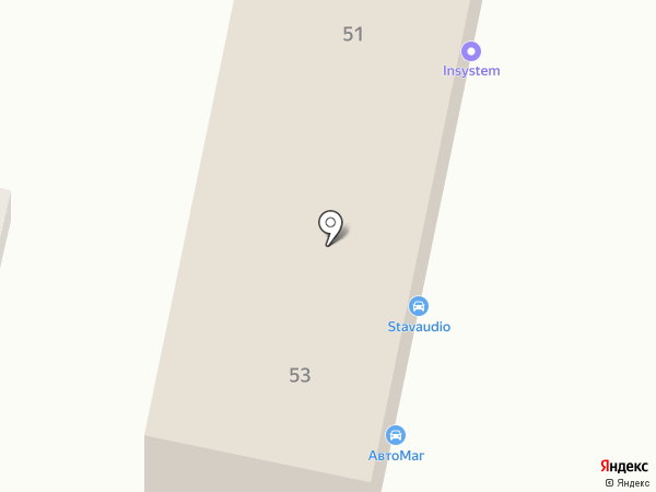 Soroka на карте Ставрополя