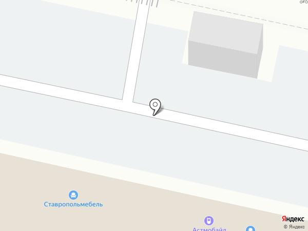 TIKKURILA на карте Ставрополя