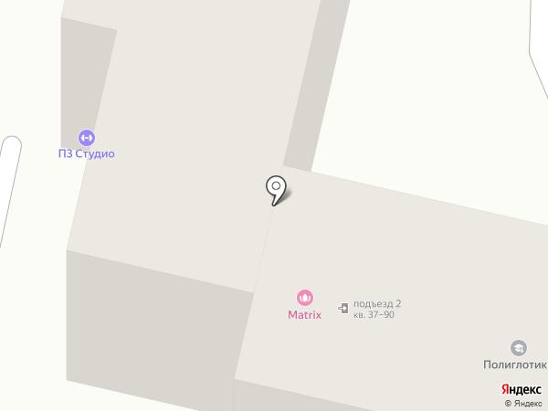 Абсолют на карте Ставрополя