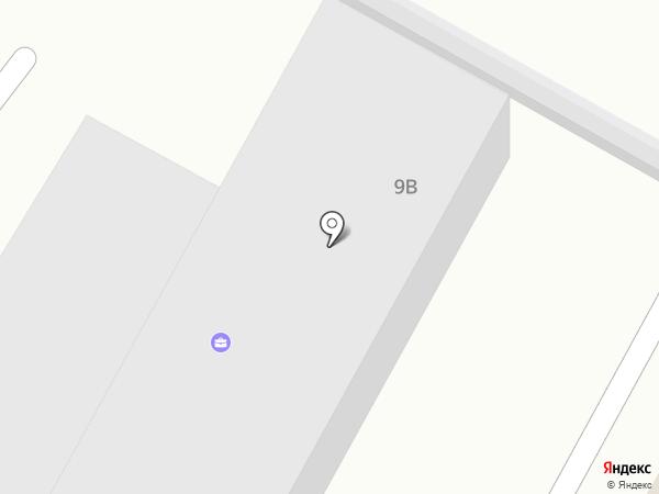 ВЕНЕЦ на карте Ставрополя