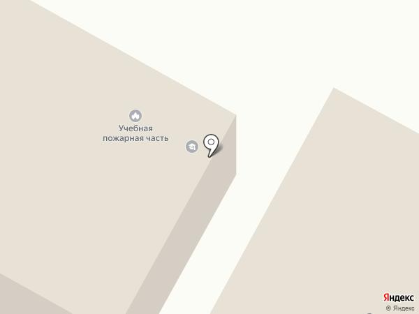 Противопожарная и аварийно-спасательная служба Ставропольского края на карте Ставрополя
