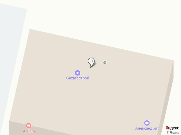 Фаворит+ на карте Ставрополя