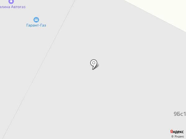 Инжектор-Тест на карте Ставрополя