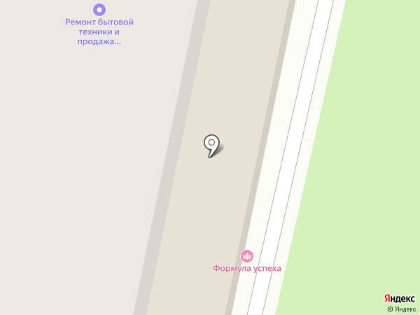 TresoR на карте Ставрополя