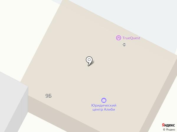 Мэтр на карте Ставрополя