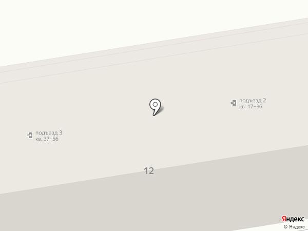 Почтовое отделение №38 на карте Ставрополя