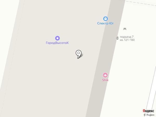 Чик-Чик на карте Ставрополя