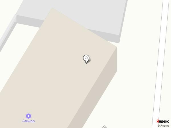 ПВХ опт на карте Ставрополя