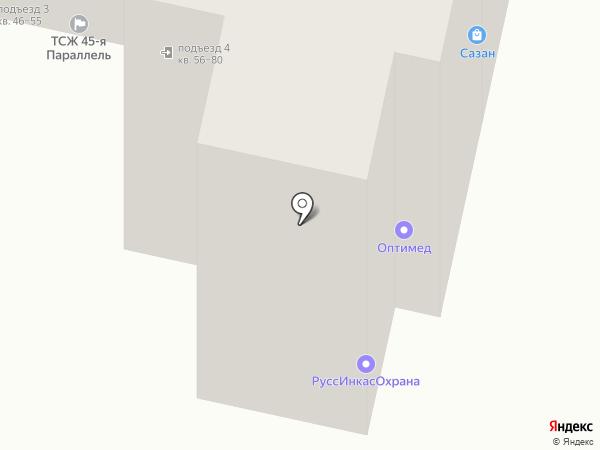 Профилактика на карте Ставрополя