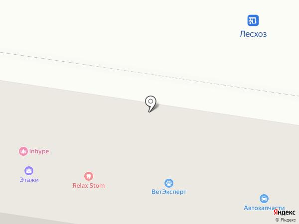 ВетЭксперт на карте Ставрополя