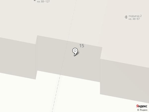 Квартирное бюро на карте Ставрополя
