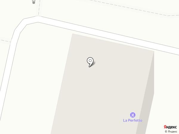 Ванда на карте Ставрополя