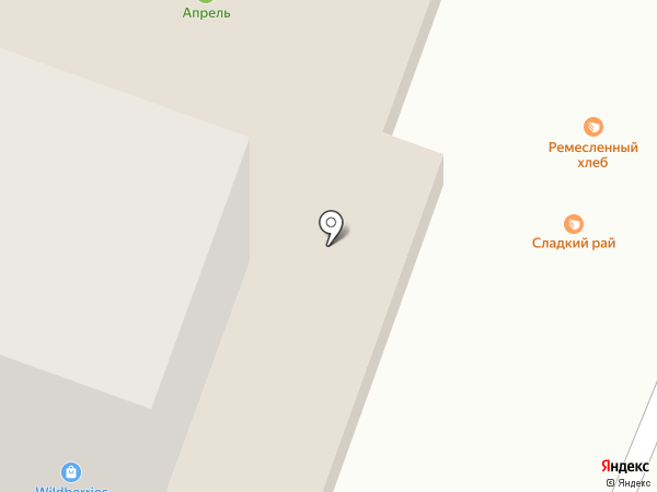 Сад-Огород на карте Ставрополя
