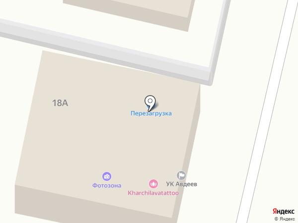 Адвокатский кабинет Еськова И.В. на карте Ставрополя