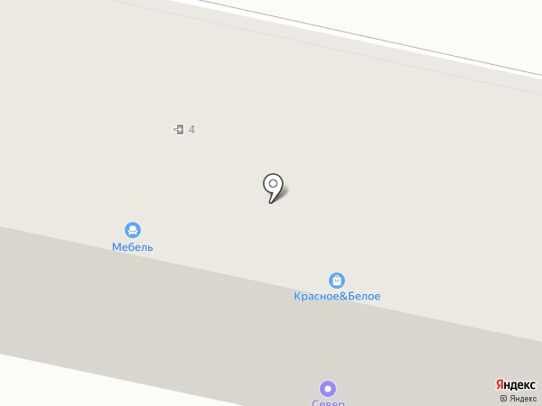 Автопитер на карте Ставрополя