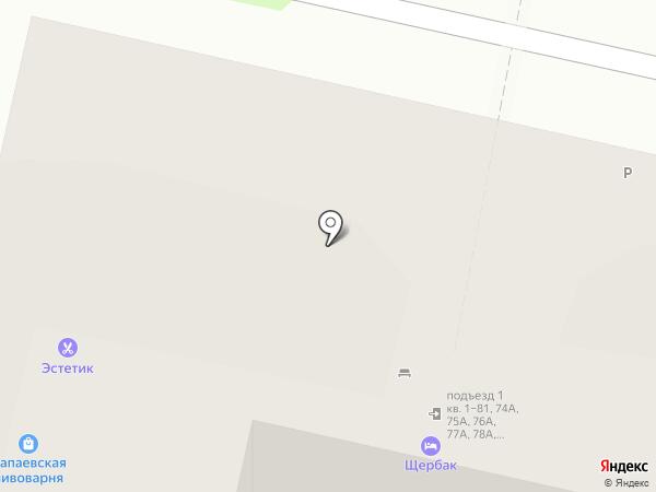 Тополь, ТСЖ на карте Ставрополя