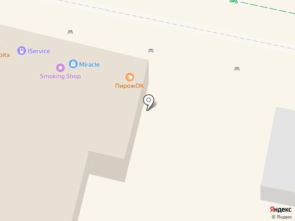МегаФон на карте Ставрополя