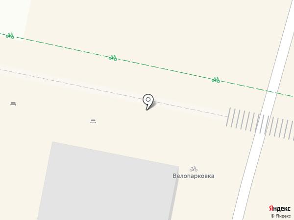 Билайн на карте Ставрополя