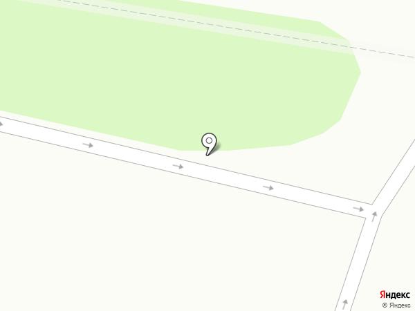 Автомойка на Шпаковской на карте Ставрополя
