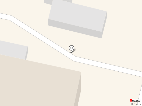 Автостоянка на ул. Тухачевского на карте Ставрополя