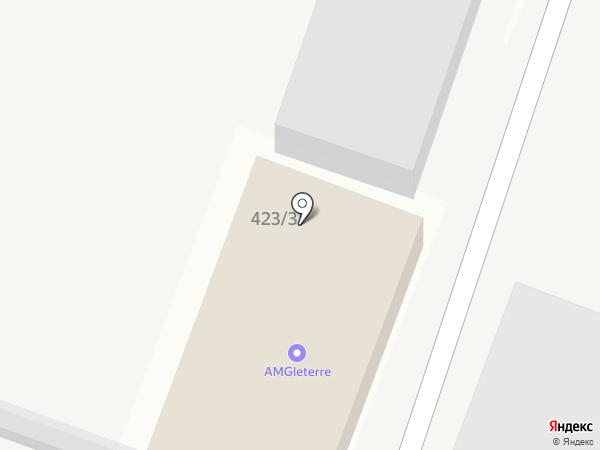 Кип-ЮГ на карте Ставрополя