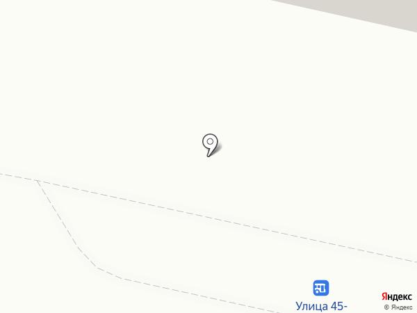 Фиори на карте Ставрополя