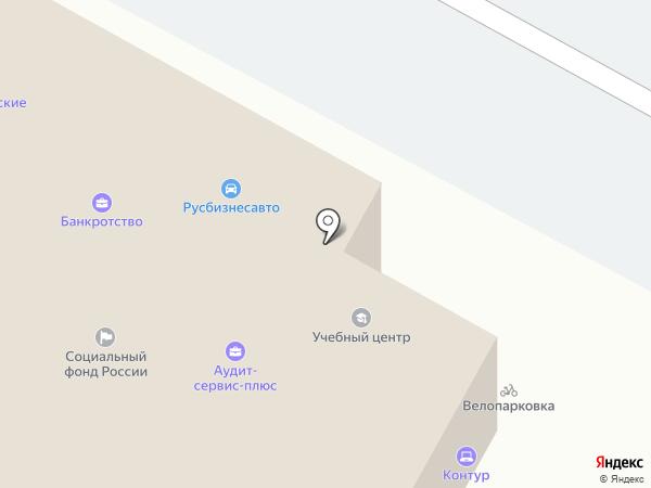 Венера на карте Ставрополя