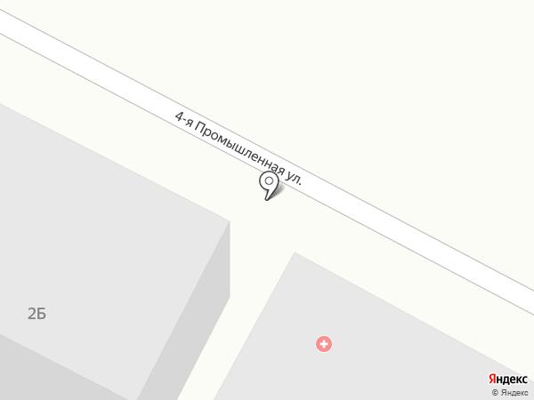 Дежурный на карте Ставрополя