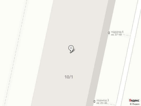 Каприз на карте Ставрополя