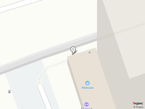 Марс на карте Ставрополя