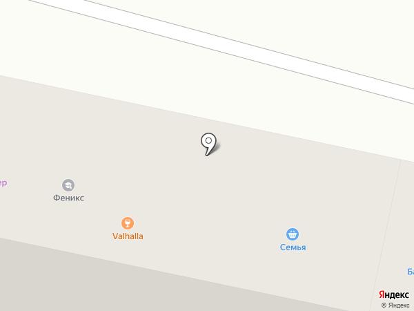Хмельное место на карте Ставрополя