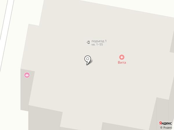 Студия красоты Влада Гарамова на карте Ставрополя