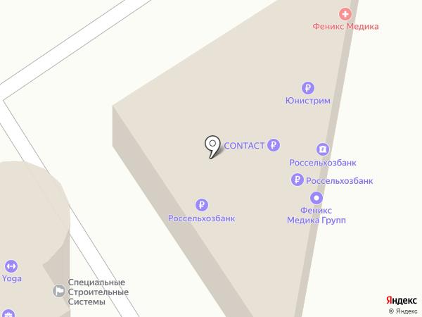 Ф.О.Н на карте Ставрополя