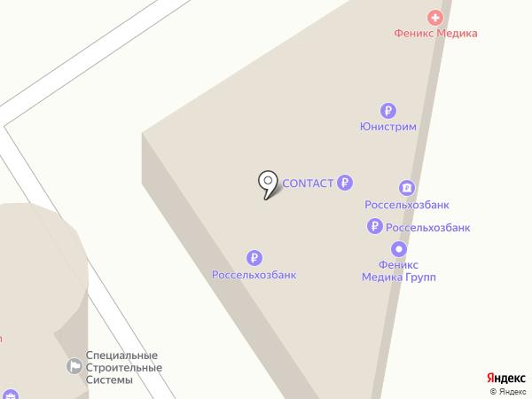 Банкомат, Промсвязьбанк, ПАО на карте Ставрополя