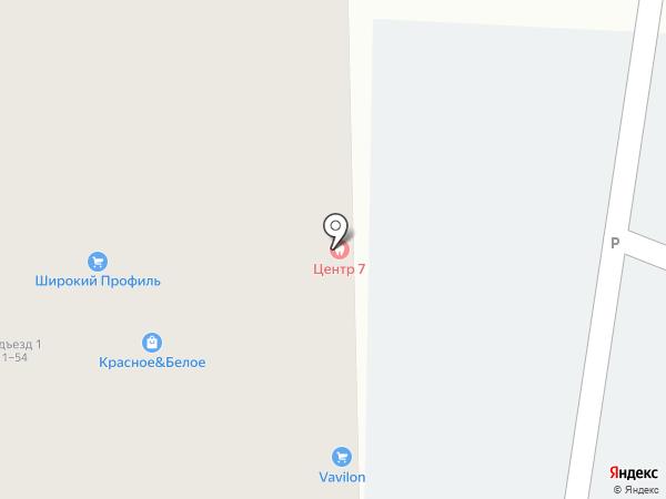 Корунд ЮГ на карте Ставрополя