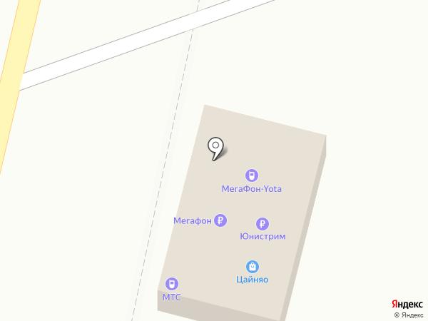 Банкомат, МТС-БАНК на карте Ставрополя