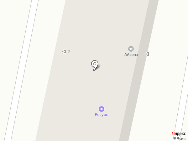 Любимая на карте Ставрополя