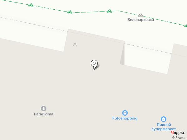 Центр красоты Оксаны Ковалевской на карте Ставрополя