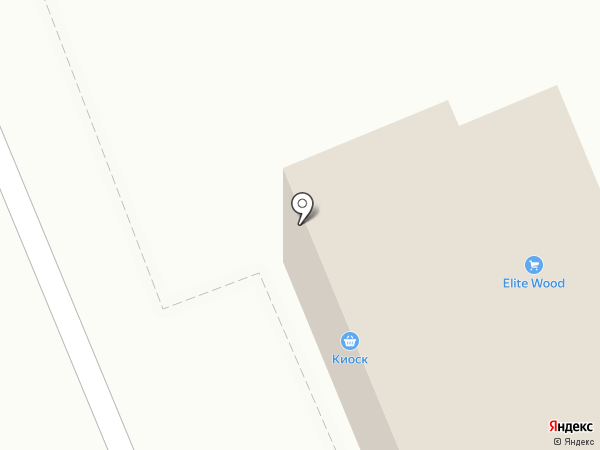 Киоск на карте Ставрополя