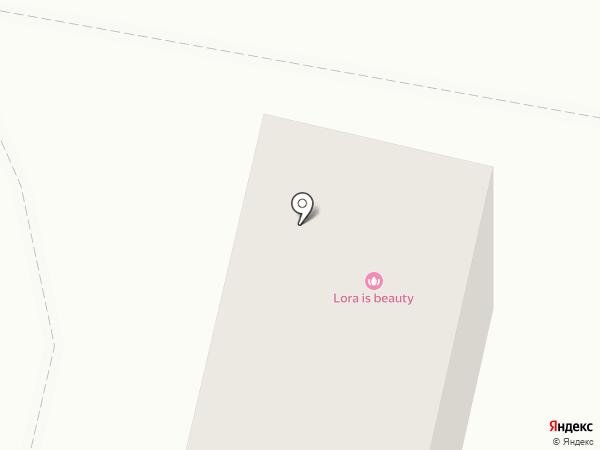 Компания грузоперевозок на карте Ставрополя