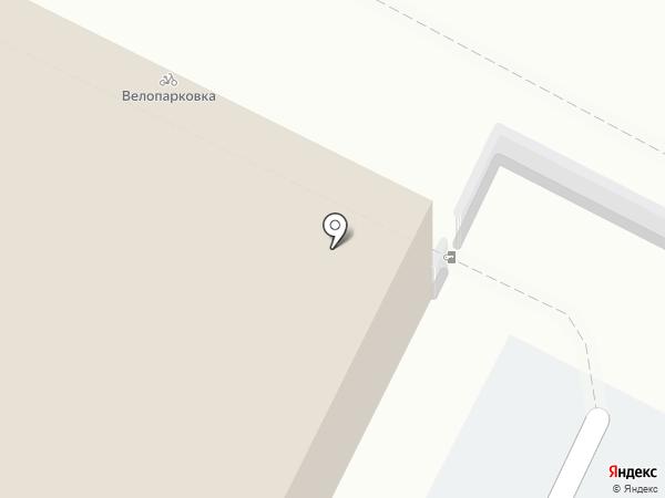 X-fit на карте Ставрополя