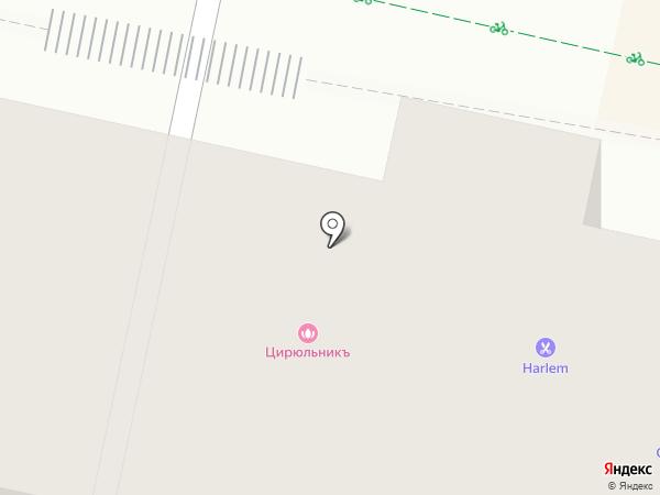 Авторегион-26 на карте Ставрополя