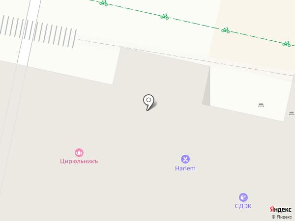 АвтоФормула на карте Ставрополя