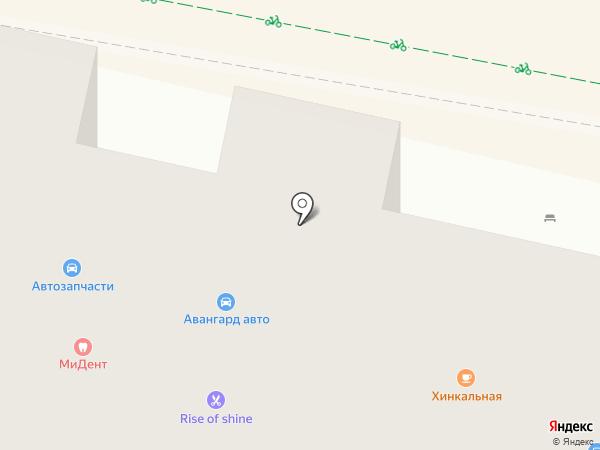 СУШИ ХАУС на карте Ставрополя
