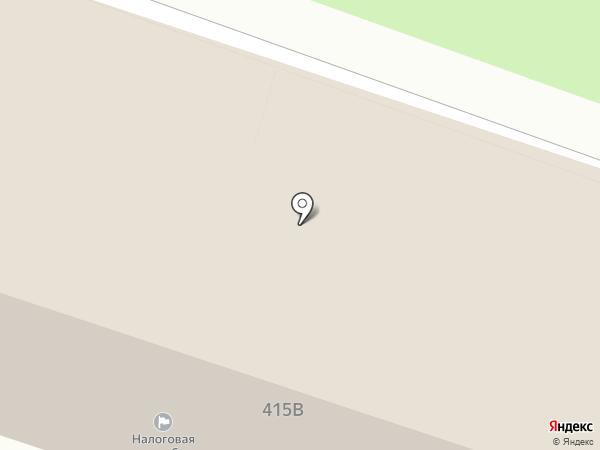 ИФНС на карте Ставрополя