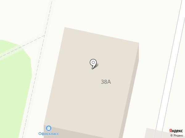 МастерФото на карте Ставрополя