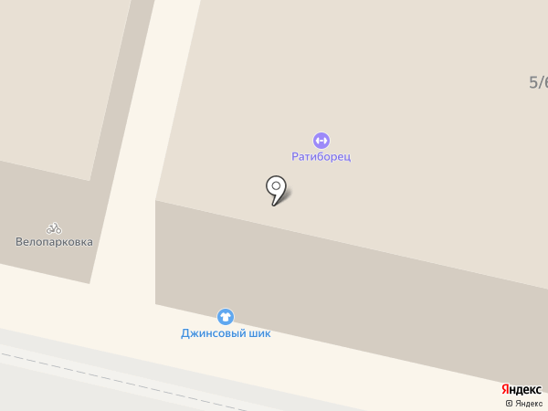 Мебель & Сервис на карте Ставрополя