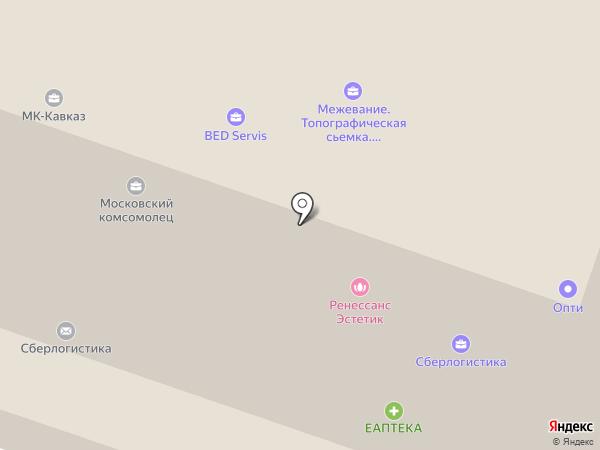 ДИАЛОГ на карте Ставрополя